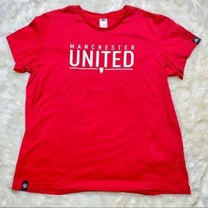Adidas Manchester United T-Shirt - Size 2XL